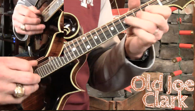 Lesson Preview - Old Joe Clark- Advanced - Mandolin ☆ Banjo Ben ...