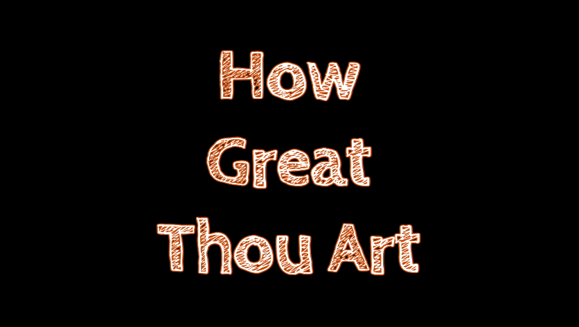 Lesson Preview - How Great Thou Art - Guitar ☆ Banjo Ben Clark ☆